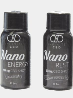 Infinite CBD NANO Shots Rest