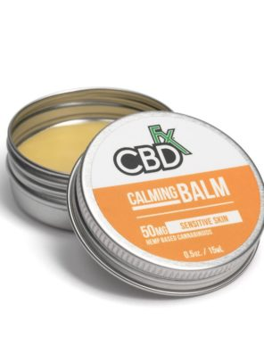 CBDfx Mini Balms 50MG Calming