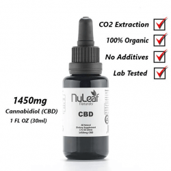 1450mg CBD Full Spectrum High Grade Hemp Extract (50mg/ml)