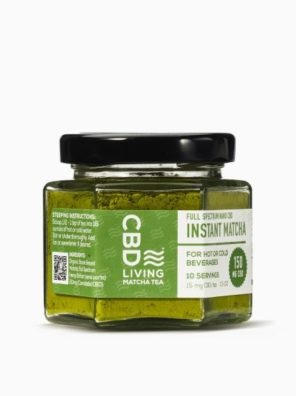 Instant Matcha Green Tea 150MG