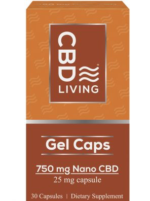 CBD Living Gel Capsules