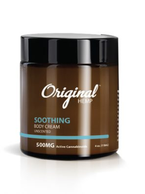 Original Hemp Topical Soothing Cream