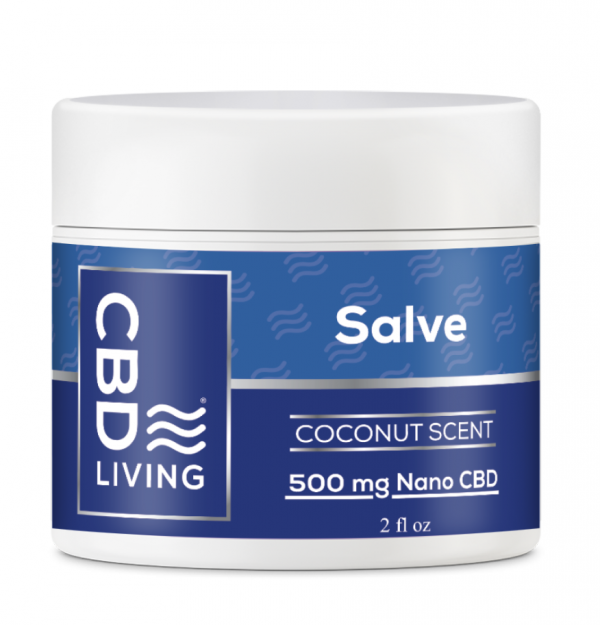 CBD Living Salve