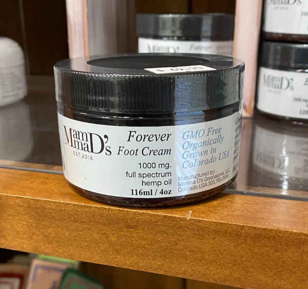 Mama D's Forever Foot Cream