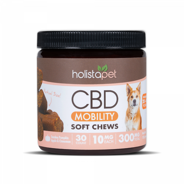 CBD MOBILITY CHEWS FOR DOGS